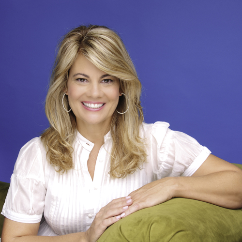 Lisa Whelchel and her daughter