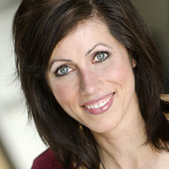 Stacy Pederson, Christian Comedian