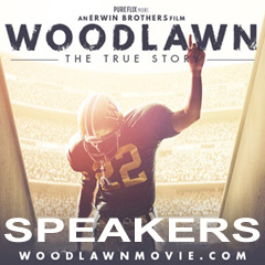 Woodlawn, Christian Speaker