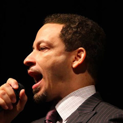 Chris Broussard, Christian Speaker