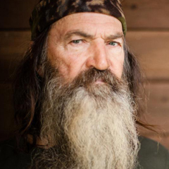 Phil Robertson, Christian Speaker