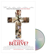 """Do You Believe?"" DVD MOVIE LICENSE ONLY"