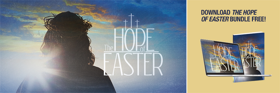 The hope of easter invite your church community to celebrate outreach marketing products your source for church communication outreach tools negle Image collections