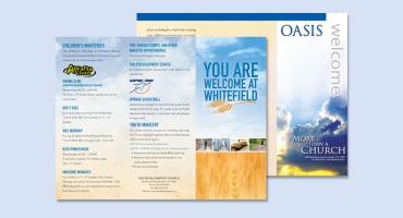 Custom Church Invite Cards Outreach Com
