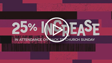 Back To Church Sunday 2019: Together