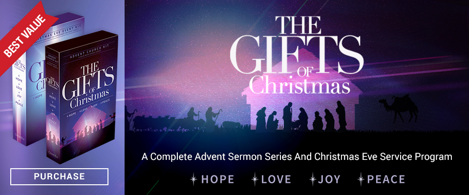 NEW! The Gifts of Christmas