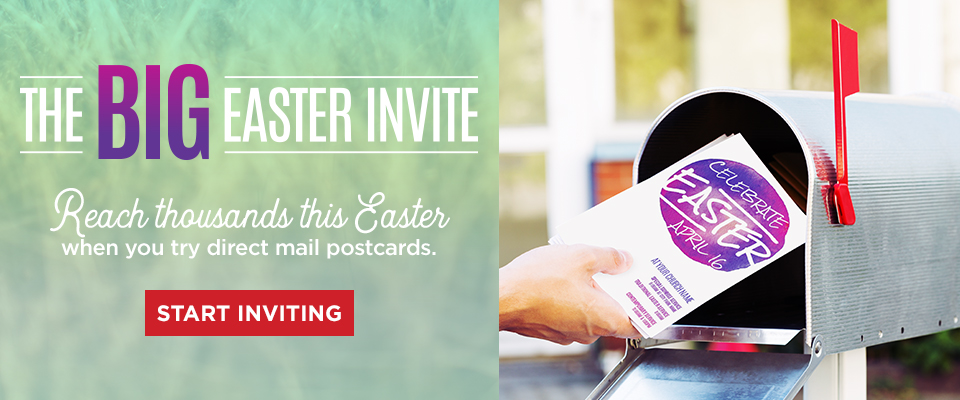 Big Easter Invite