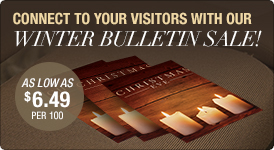 Winter Bulletin Sale