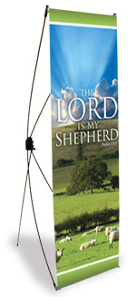 Lord My Shepherd XBanner