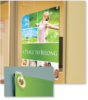 A Place To Belong Banner