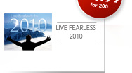 Live Fearless 2010