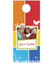 VBS You're Invited Door Hanger