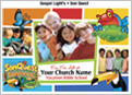Custom VBS You're Invited Postcard