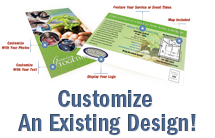 Customize An Existing Design!