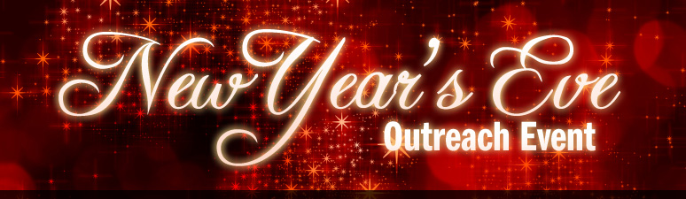 New Years Outreach Event