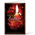 Discover Christmas Light Bulletin