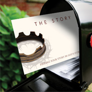 The Story Postcards