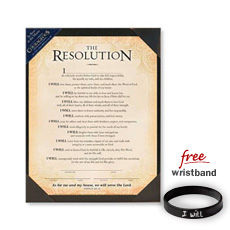 Courageous Resolution Certificate