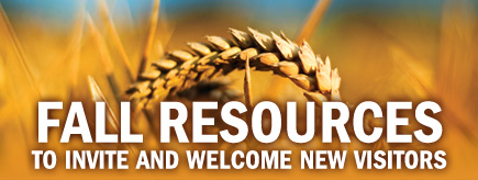 Fall Resources to Invite and Welcome New Visitors