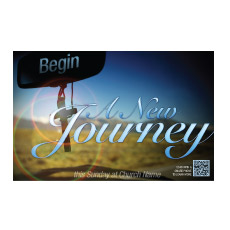 New Journey Postcard