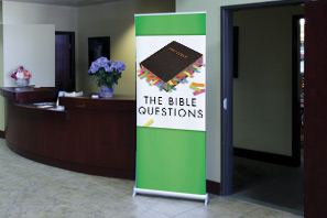 The Bible Questions RollUp Banner