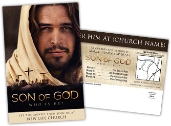 Son of God Postcard