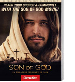 Son of God Mailer - Spring 2014