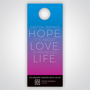Church Door Hangers