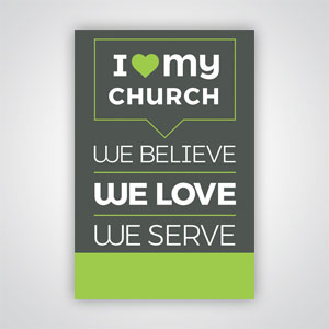 Church Posters