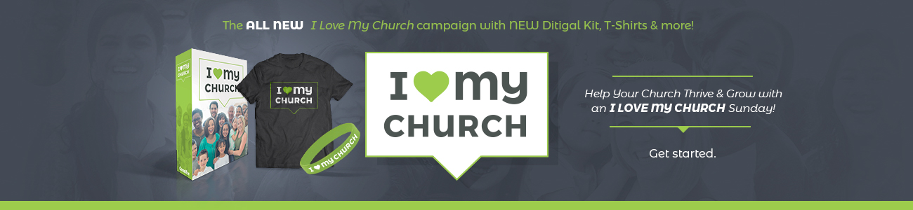 Help Your Church Thrive and Grow with an I Love My Church Sunday!