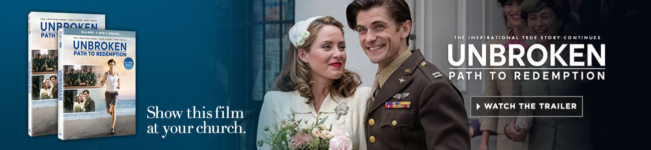 Based on Laura Hillenbrand's bestselling book, UNBROKEN: PATH TO REDEMPTION begins where the hit movie Unbroken concludes.