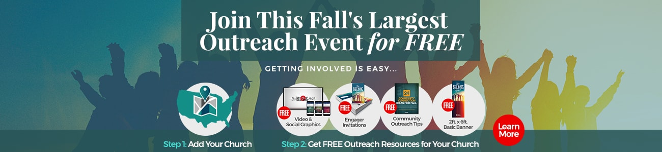 Free resources to kick-start your fall ministry season