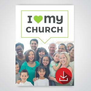 I Love My Church: Excite Members to Invite Their Friends