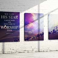 Wall art and decor to update the look of your church