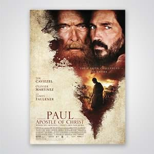 Church Movie Licenses: Relive the Apostle Paul's final years in this gripping biblical drama