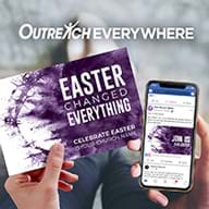 Postcards + Free Social Media Invitation Ads To Your Church