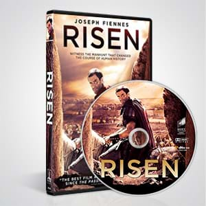 Church Movie Licenses: The epic Biblical story of the Resurrection, as told through the eyes of a non-believer.