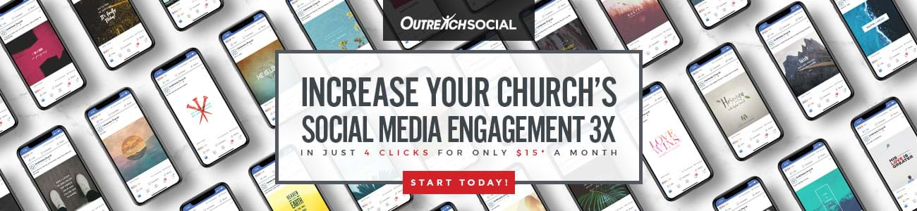 Automated social media posts for your church!