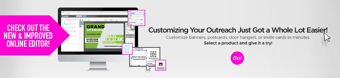 Customize all your tools online without a designer