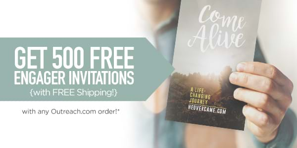 Recieve 500 free engagers with any order!