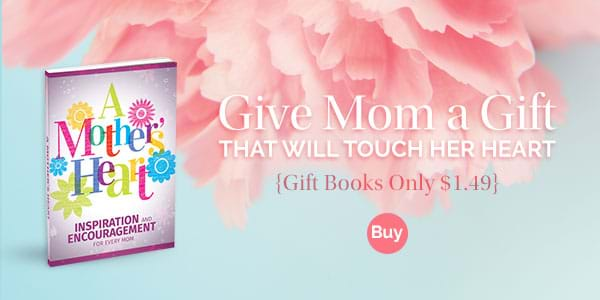 stock up on visitor gift books for Mother's Day