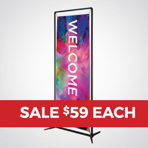 Church Banners and Signs:Turn your parking lot into a place to greet and direct visitors