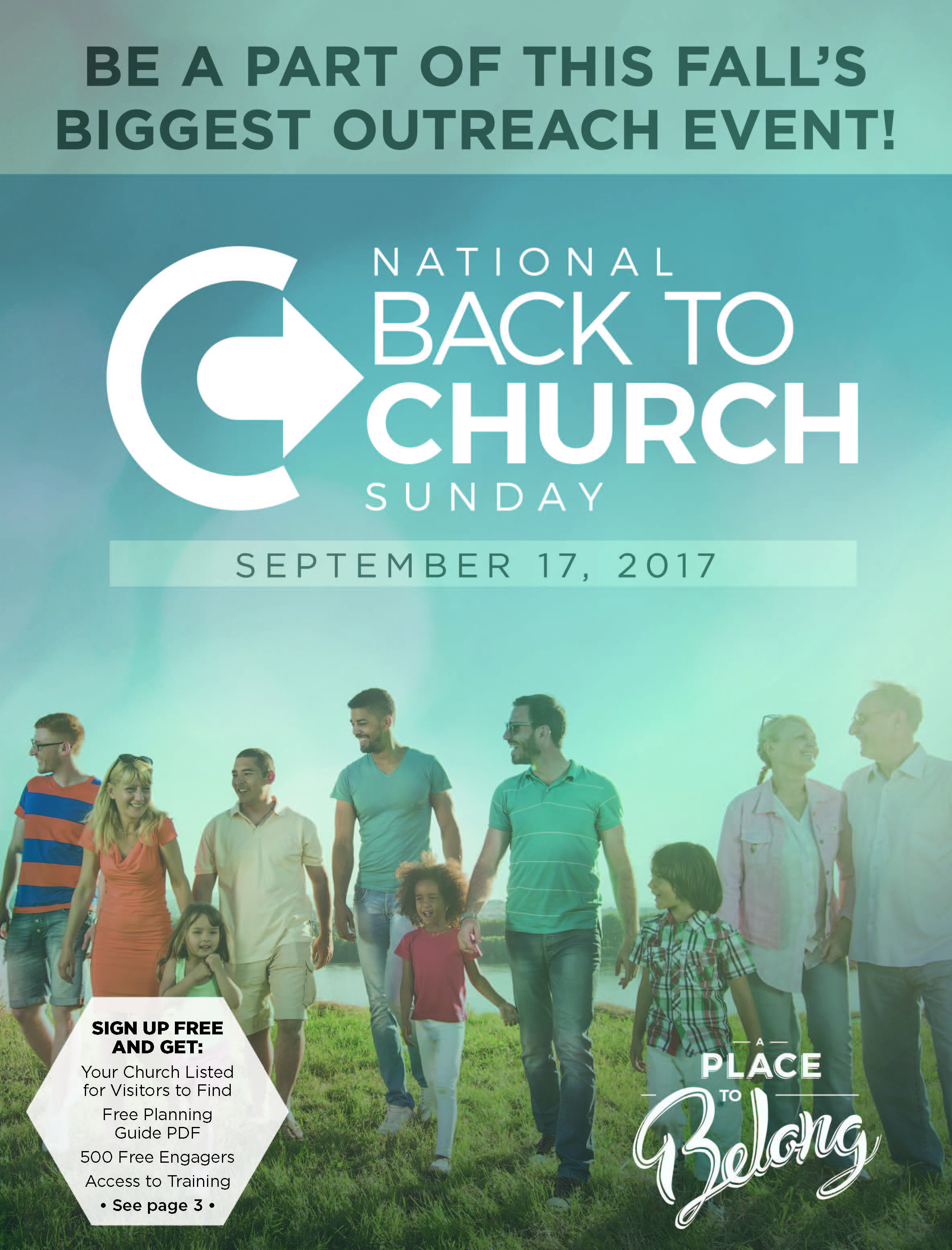 Back to Church 2017
