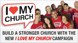 I Love My Church Campaign