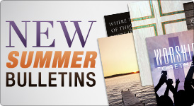 New Summer Bulletins
