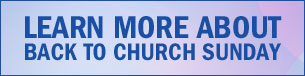 Learn more about Back to Church Sunday