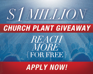 $1M Church Plant Giveaway