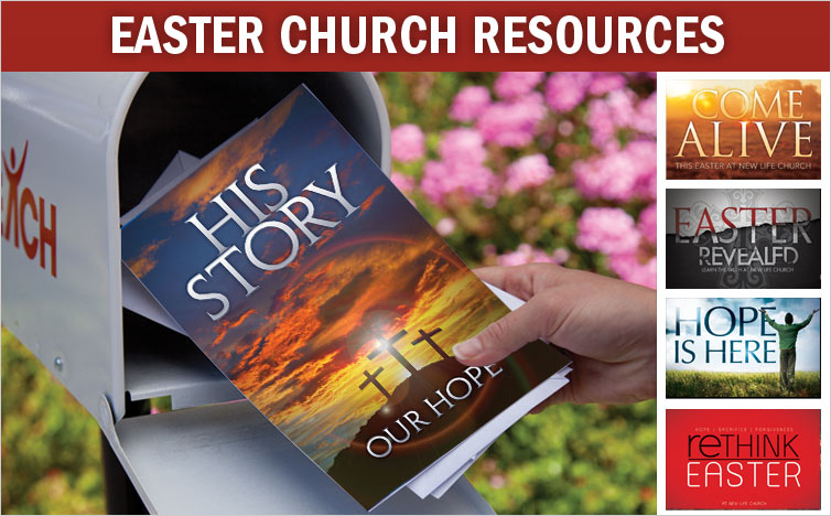 Outreach Easter Church Resources
