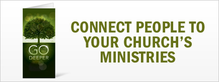 Connect Your People To Your Church's Ministries