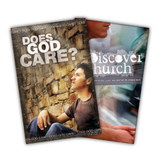 Outreach Booklets